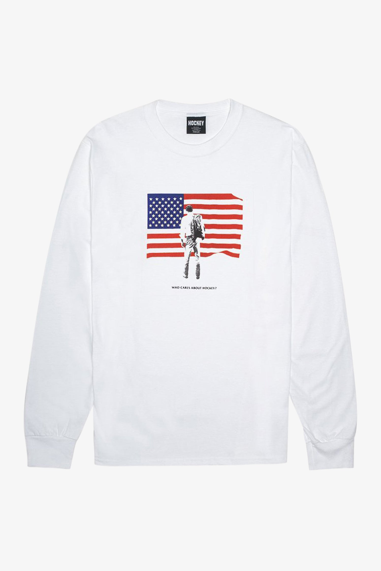 Selectshop FRAME - HOCKEY Patriot Long Sleeve T-Shirt Dubai