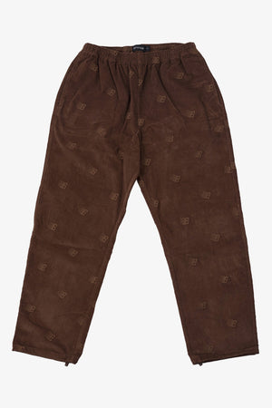 Selectshop FRAME - BRONZE 56K Embroidered Synch Cords Bottoms Dubai