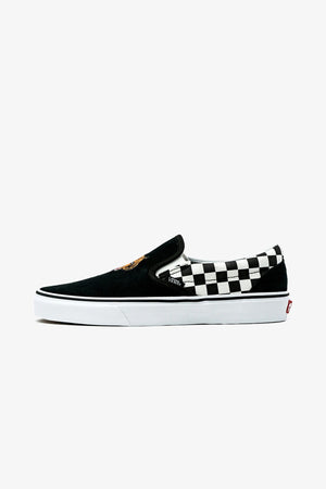 Vault UA Classic Slip-On Tiger Check