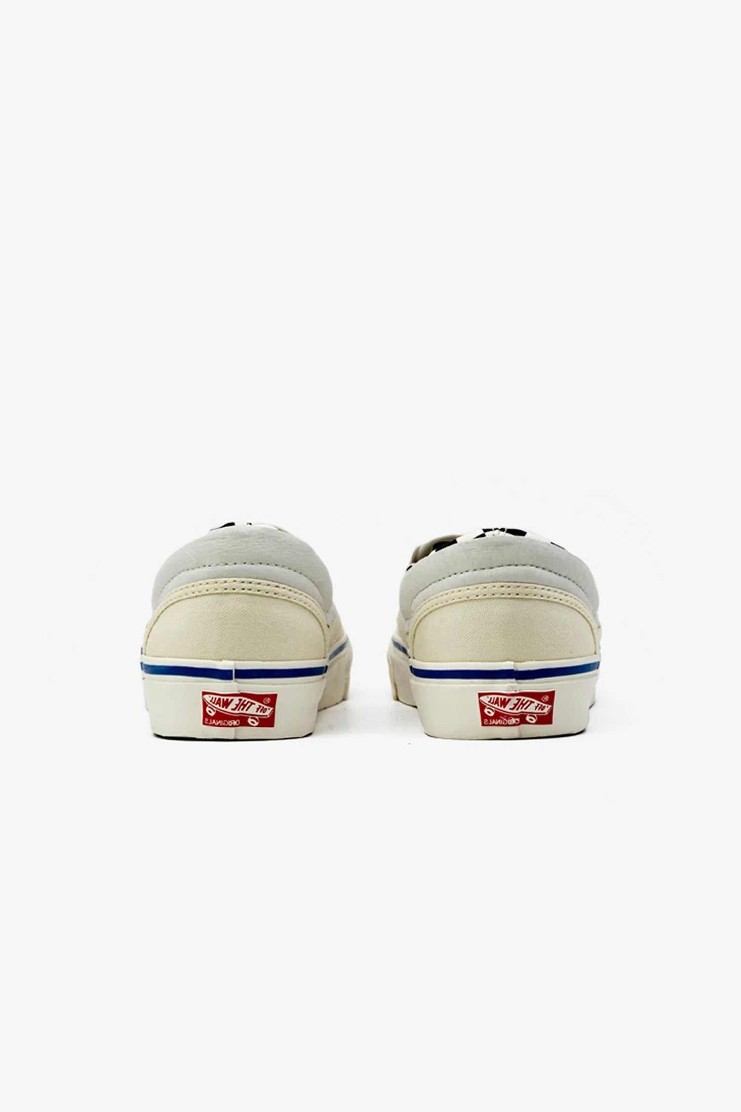 Selectshop FRAME - VANS Vault UA OG Classic Slip-On LX Inside Out Footwear Dubai