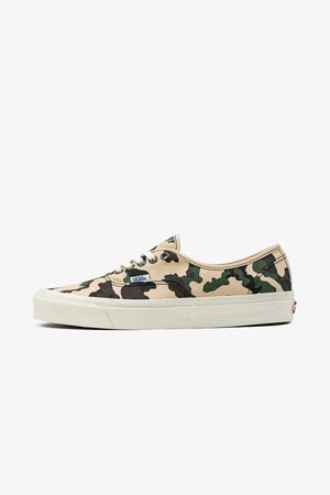 FRAME - VANS Anaheim Factory Authentic 44 DX OG Camo