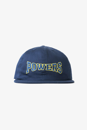 Selectshop FRAME - POWERS SUPPLY Arch 6-Panel Headwear Dubai