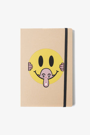 Selectshop FRAME - POWERS SUPPLY Kilroy Smile Notebook Book Dubai