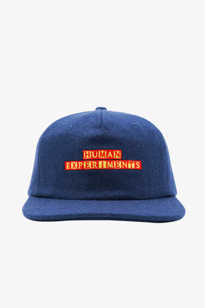Selectshop FRAME - COME SUNDOWN Human Experiments Cap Headwear Dubai