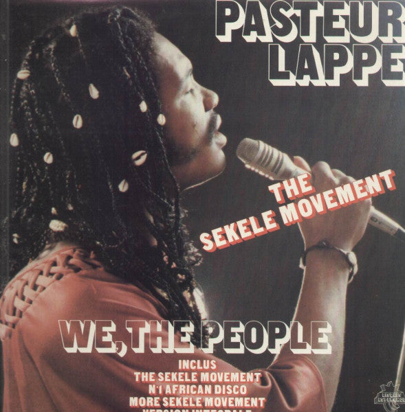 "Selectshop FRAME - FRAME MUSIC Pasteur Lappe: ""We, The People"" LP Vinyl Record Dubai"
