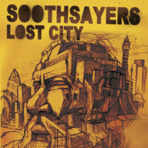 "Selectshop FRAME - FRAME MUSIC Soothsayers: ""Lost City"" LP Vinyl Record Dubai"