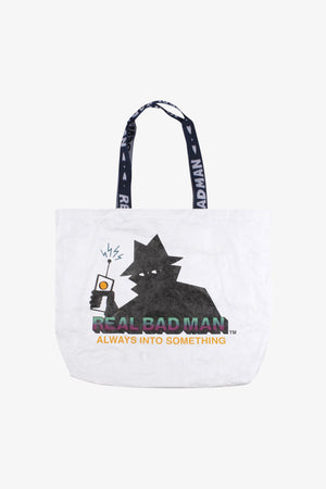 Selectshop FRAME - REAL BAD MAN A.I.S. Tote Bag All-Accessories Dubai