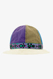 Selectshop FRAME - BRAIN DEAD Nigel Color Blocked Bell Bucket Hat All-Accessories Dubai