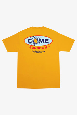 Selectshop FRAME - COME SUNDOWN Explode Tee T-Shirts Dubai