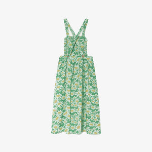 Selectshop FRAME - THE ANIMAL OBSERVATORY Green Daises Cow Dress Kids Dubai