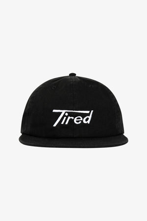 Selectshop FRAME - TIRED Long T Logo Snap Back Accessories Dubai
