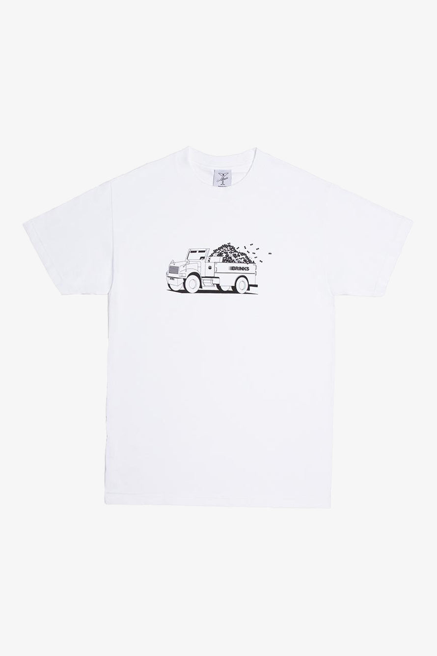Selectshop FRAME - ALLTIMERS Top Down Tee T-Shirt Dubai