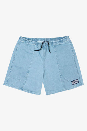 Selectshop FRAME - QUARTER SNACKS Denim Jorts Bottoms Dubai