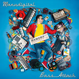 "FRAME - FRAME MUSIC Manudigital: ""Bass Attack"" LP"