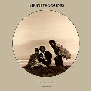 "Selectshop FRAME - FRAME MUSIC Infinite Sound: ""Contemporary African-Amerikan Music"" LP Vinyl Record Dubai"