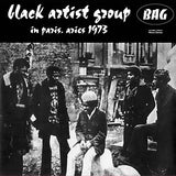 "Selectshop FRAME - FRAME MUSIC Black Artists Group: ""In Paris, Aries 1973"" LP Vinyl Record Dubai"