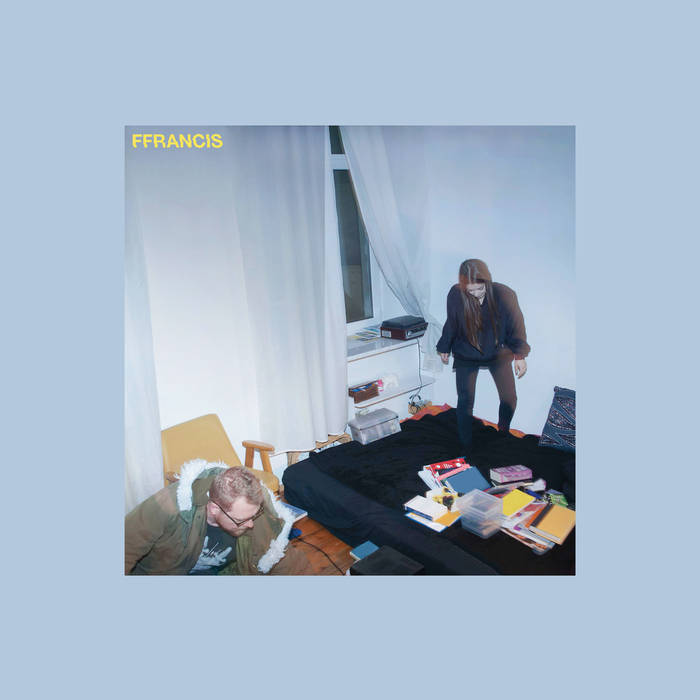"Selectshop FRAME - FRAME MUSIC Ffrancis: ""Off The Grid"" LP Vinyl Record Dubai"