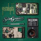 "Selectshop FRAME - FRAME MUSIC Swingrowers: ""Outsidein"" LP Vinyl Record Dubai"