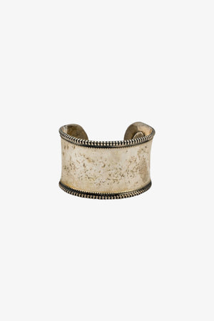 FRAME - NONNATIVE Rope Dweller Bangle Wide 925 Silver by END