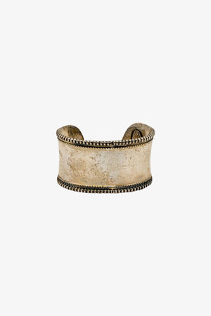 FRAME - NONNATIVE Rope Dweller Bangle Wide for Women 925 Silver by END