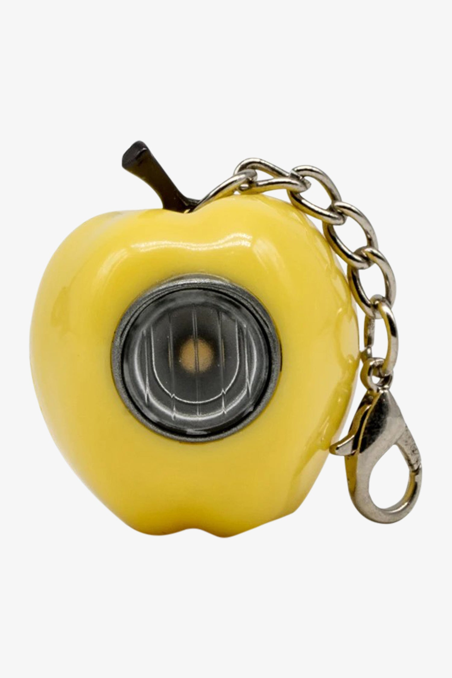 FRAME - MEDICOM TOY Undercover Gilapple Light Keychain Yellow