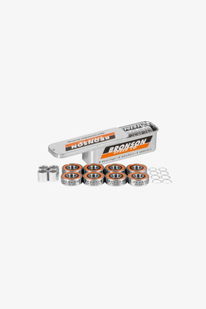 Selectshop FRAME - BRONSON SPEED CO. G3 BOX/8 Bronson Speed Co. Skateboard Bearings Skateboard Parts Dubai