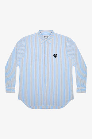 Selectshop FRAME - COMME DES GARCONS PLAY Striped Shirt Shirts Dubai