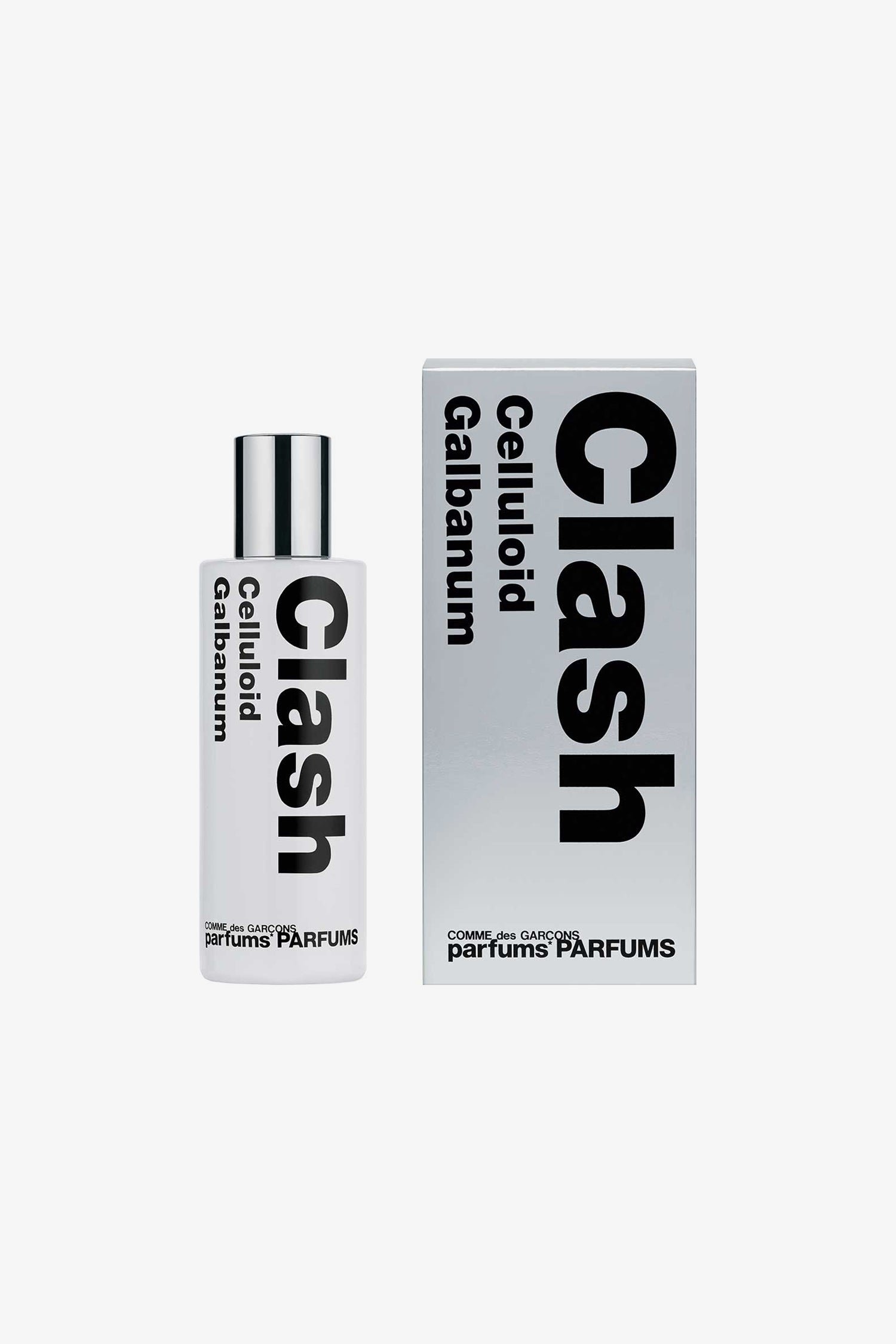 Selectshop FRAME - COMME DES GARCONS PARFUMS Series #10 CLASH Celluloid Galbanum Lifestyle Dubai