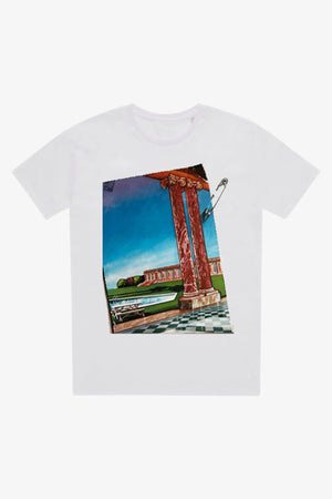 Selectshop FRAME - IDEA Safety Pin Philippe Morillon T-Shirt T-Shirt Dubai