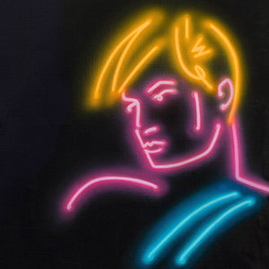 FRAME - IDEA Neon Boy by Philippe Morillon T-Shirt