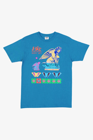 Selectshop FRAME - FELT To The Moon T-Shirt T-Shirt Dubai