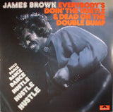 "Selectshop FRAME - FRAME MUSIC James Brown- ""Everybody's Doin' the Hustle & Dead On the Double Bump"" LP Vinyl Record Dubai"