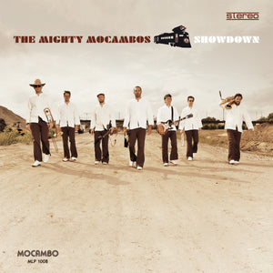 "The Mighty Mocambos: ""Showdown"" LP"