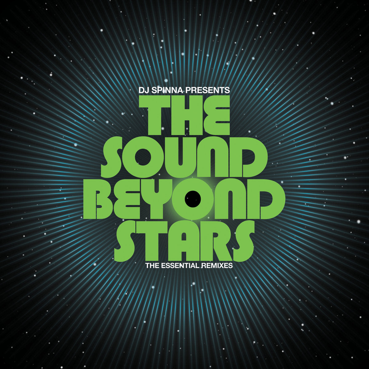 "Selectshop FRAME - FRAME MUSIC DJ Spinna: ""The Sound Beyond Stars"" LP1 Vinyl Record Dubai"