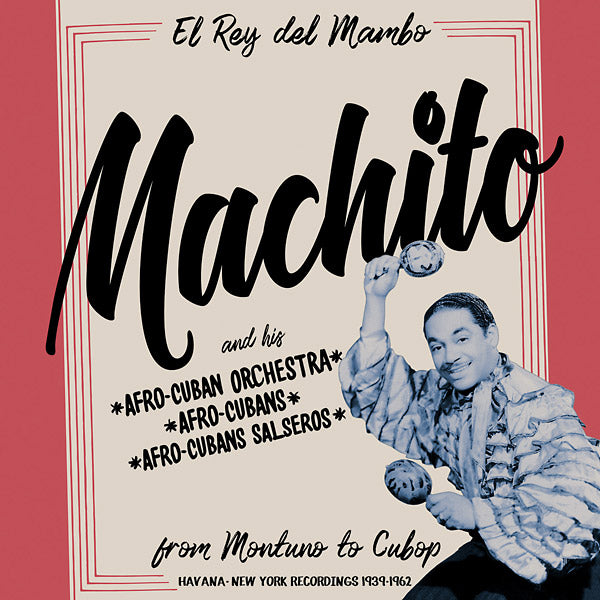 "Selectshop FRAME - FRAME MUSIC Machito: ""Machito: From Montuno to Cubop"" LP Vinyl Record Dubai"