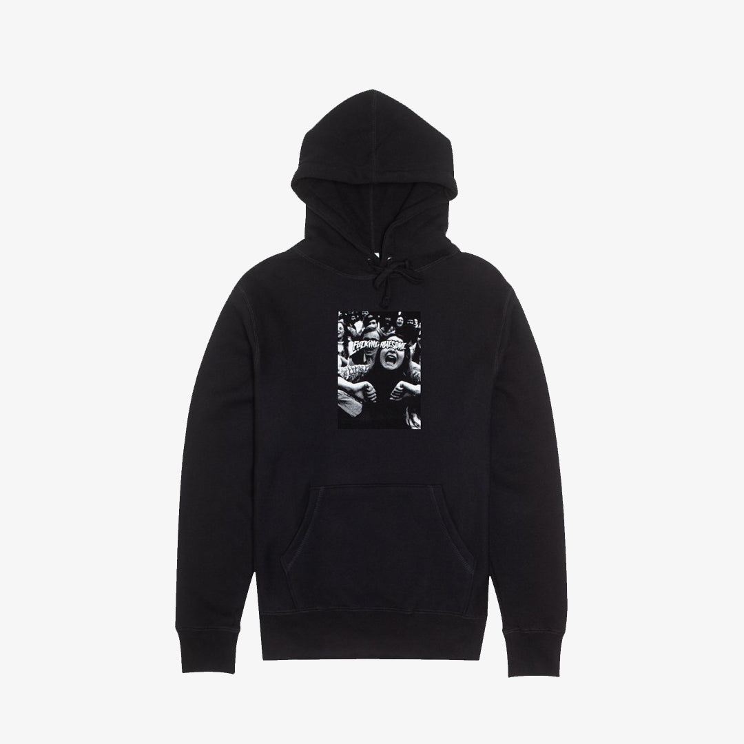 FRAME - FUCKING AWESOME Scream Hoodie