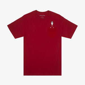 FRAME - Ash pocket Tee