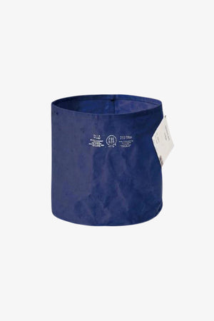 FRAME - Canvas Navy Pot Cover- Medium