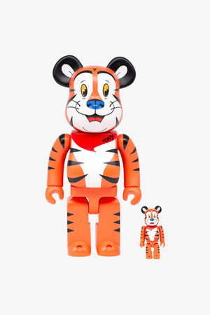 FRAME - MEDICOM TOY Tony The Tiger Be@rbrick 400%+100%