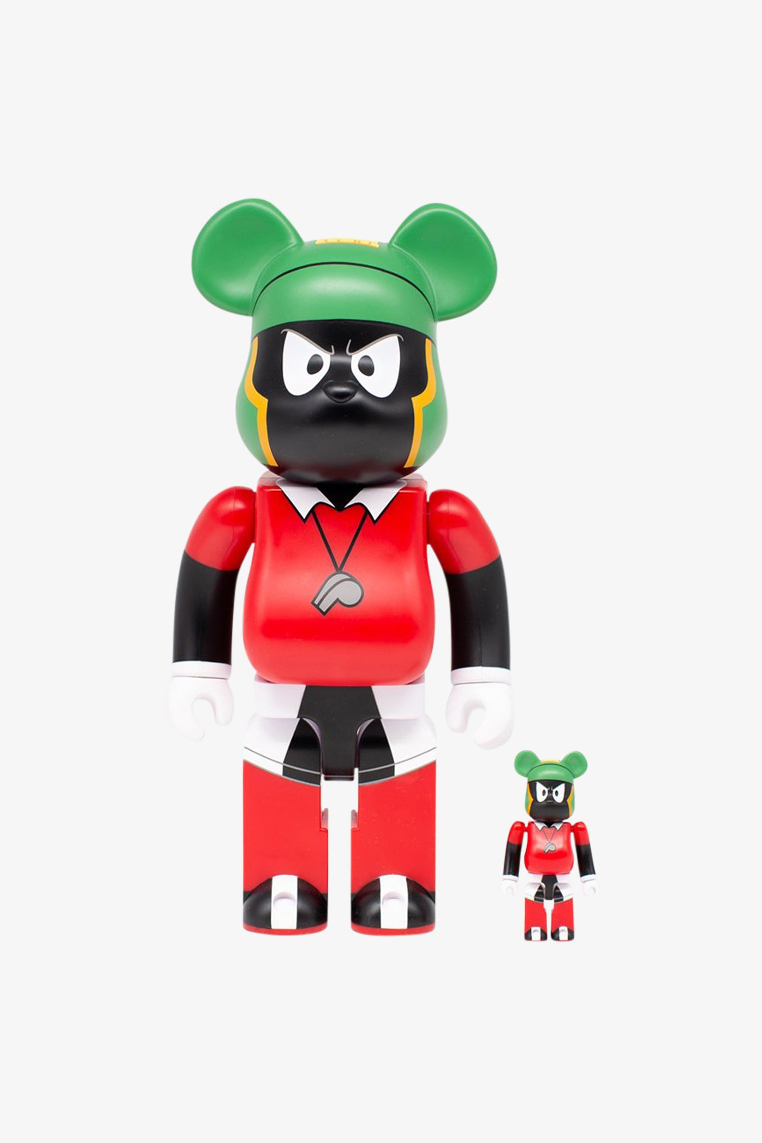 "Looney Tunes ""Marvin The Martian"" Be@rbrick 400%+100%"