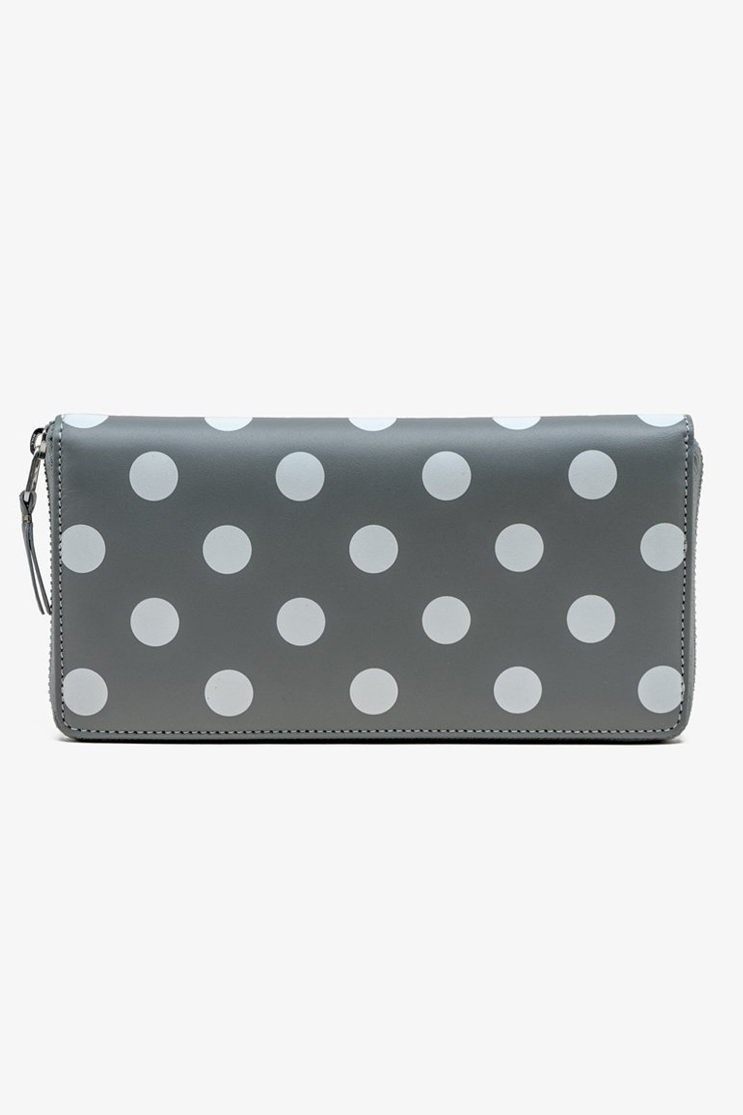 Selectshop FRAME - COMME DES GARCONS WALLETS Printed Polka Dots Long Wallet (SA0110PD) Wallet Dubai