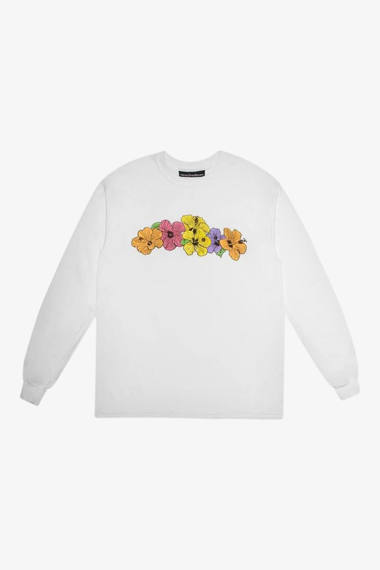 Hibiscus Long Sleeve