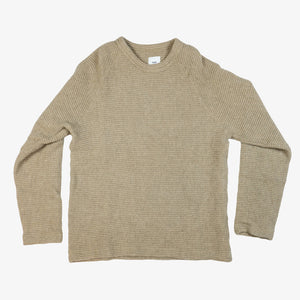 Oversized Raglan Sleeve Crew Neck Shirt