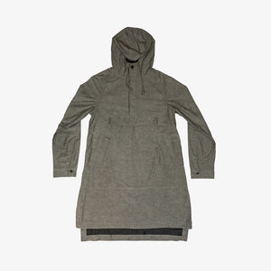 Long Army Parka