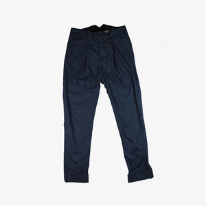 Selectshop FRAME - ENGINEERED GARMENTS Willy Post Polka Dot Pant Bottoms Dubai