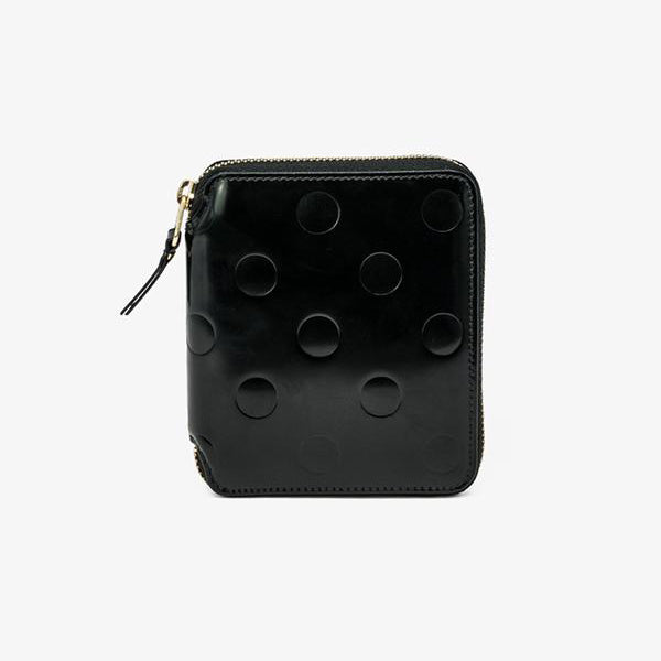 FRAME - COMME DES GARCONS WALLETS Wallets Embossed Polka Dot