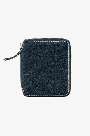 Selectshop FRAME - COMME DES GARCONS WALLETS Wallets Denim (SA2100DE) Accessories Dubai