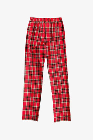 Selectshop FRAME - JOHN UNDERCOVER Check Trouser Sweatpants Bottoms Dubai