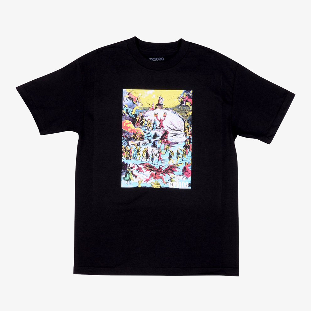 Selectshop FRAME - GX1000 Party Tee T-Shirt Dubai