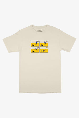 Selectshop FRAME - PASS-PORT Shady Shadows Tee T-Shirt Dubai
